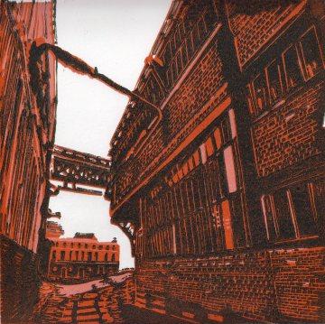 facades-taille perdue-linogravure-samia-kachkachi-1