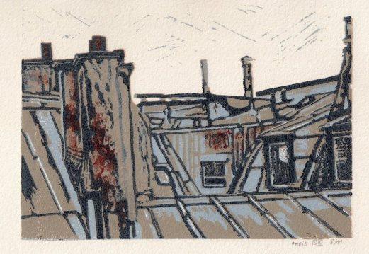 facades-taille perdue-linogravure-samia-kachkachi-2