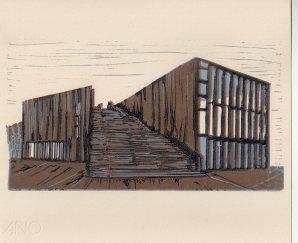 facades-taille perdue-linogravure-samia-kachkachi-3