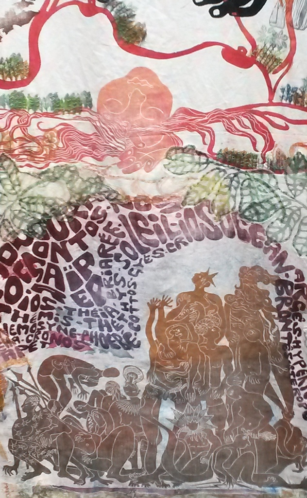 uranus-parcours-planetes-et-mythologie-jardin-de-la-fonderie-Douai-kakemono-Samia-Kachkachi-16